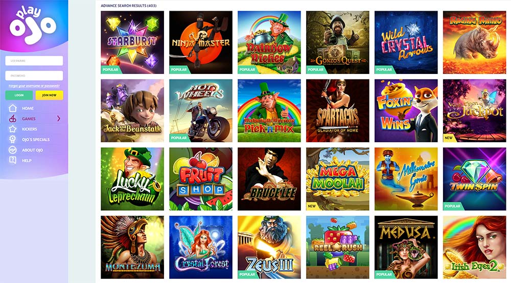 Get Cash Back on Crown Gems High Roller Slot | PlayOJO