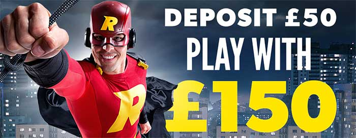 50 extra Free Spins at Rizk Casino