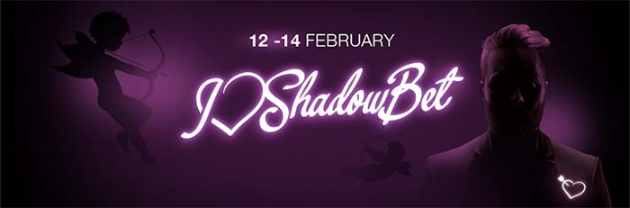 Shadow Bet Casino Valentines 2017