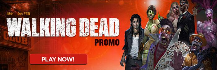 NextCasino Walking Dead Promotions