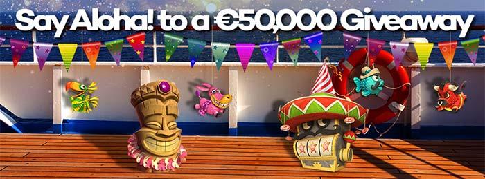 €50,000 NetEnt Birthday Giveaway