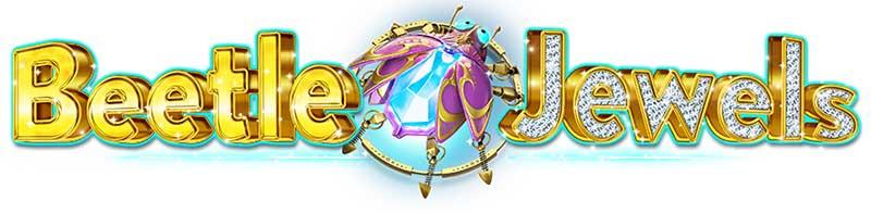 Beetle Jewels Slot Logo