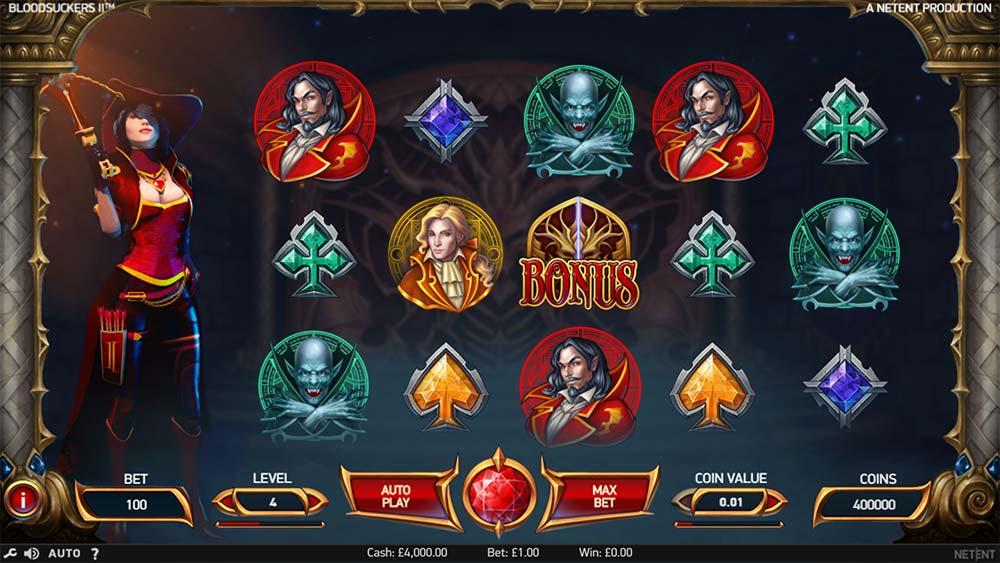 Bloodsuckers II - Base Game