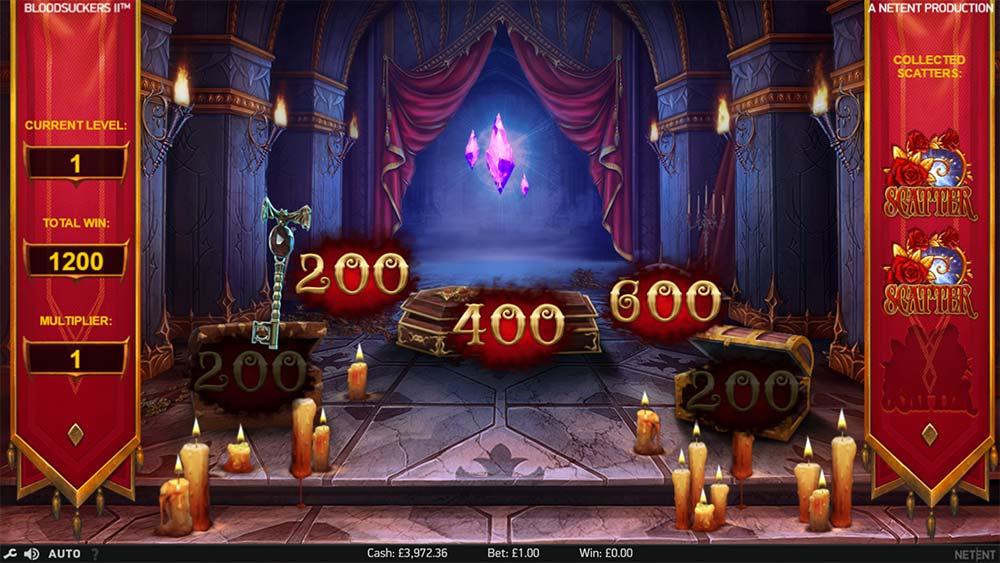 Bloodsuckers II - Treasure Picking Round