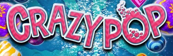 Crazypop Slot Logo