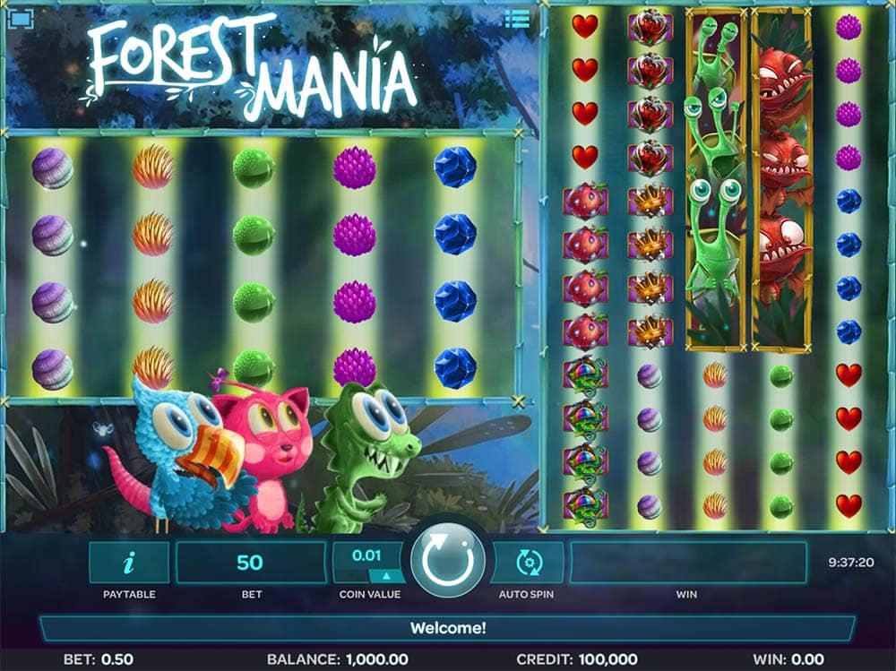 Forest Mania - Base Game