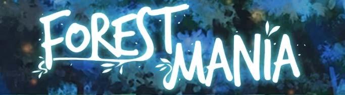 Forest Mania Slot Logo