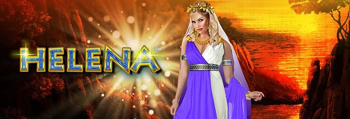Helena Slot Logo