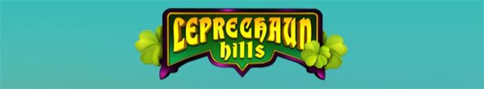 Leprechaun Hills Slot Logo