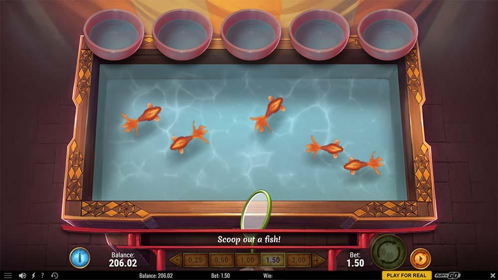 Matsuri Slot - Picking Round