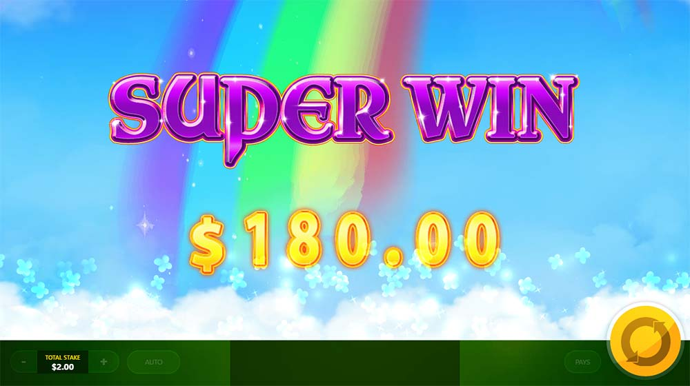 Rainbow Jackpots - Super Win