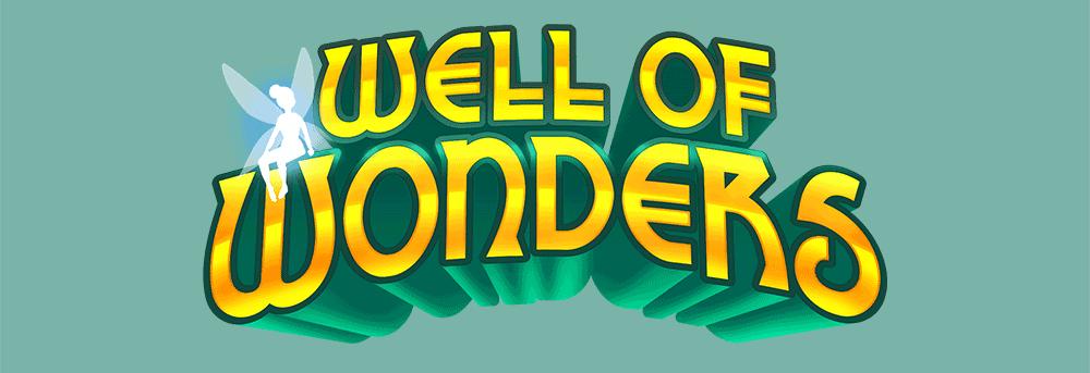 Well of Wonders Slot Logo