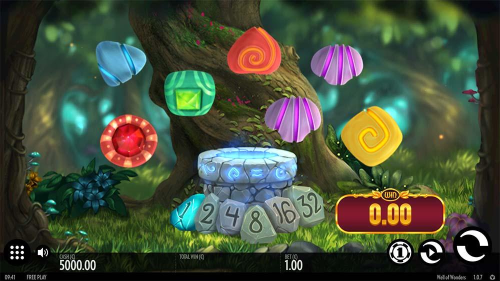 Well of Wonders Slot - Base Game