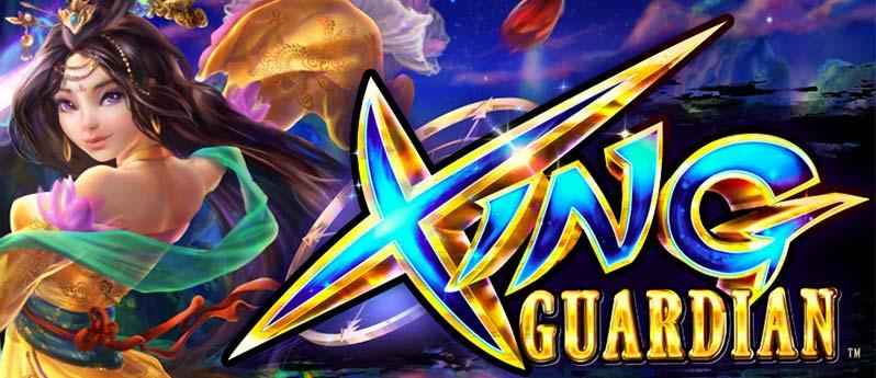 Xing Guardian Slot Logo
