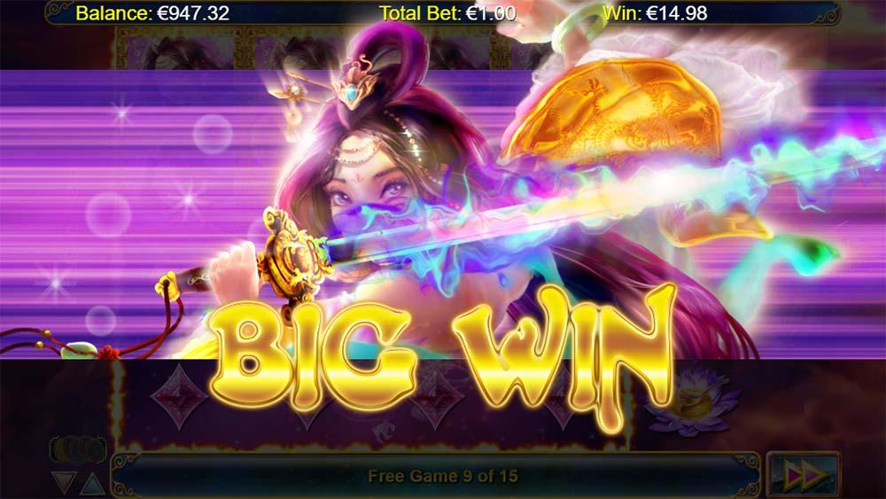 Xing Guardian - Big Win