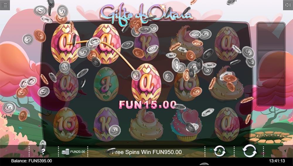 Gifts of Ostara Slot - Big Win Bonus