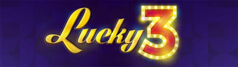 Lucky 3 Slot Logo