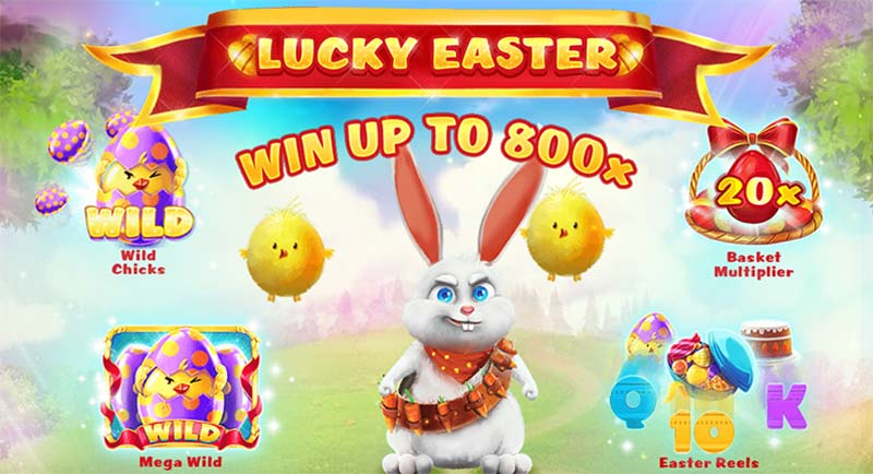 Lucky Easter Slot - Intro