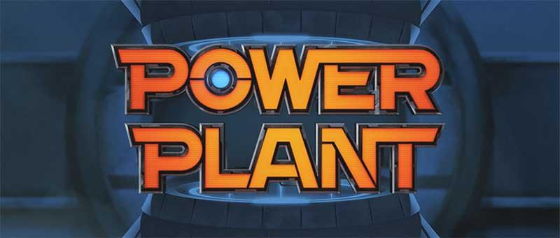 Power Plant Slot Logo