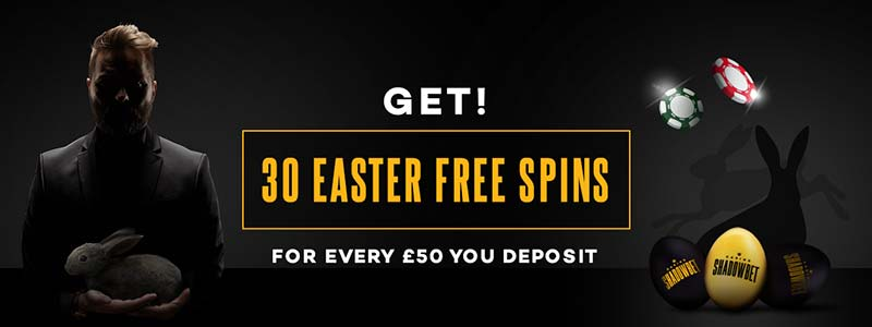 Shadow Bet Casino - Easter 2017