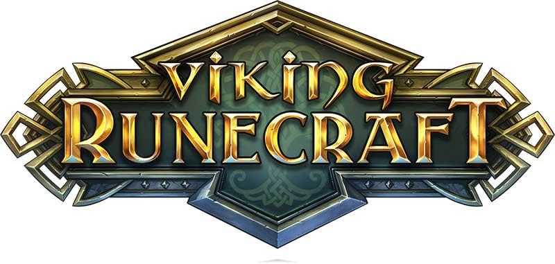 Viking Runecraft Slot Logo