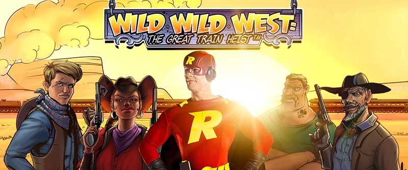 Wild Wild West Free Spins