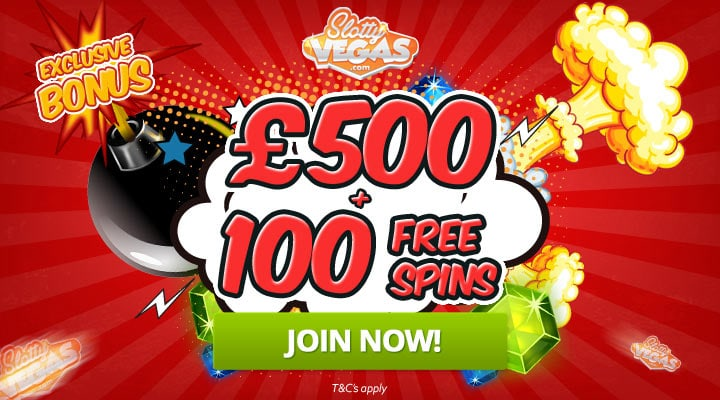 Slotty Vegas Casino - Exclusive Free Spins Offer