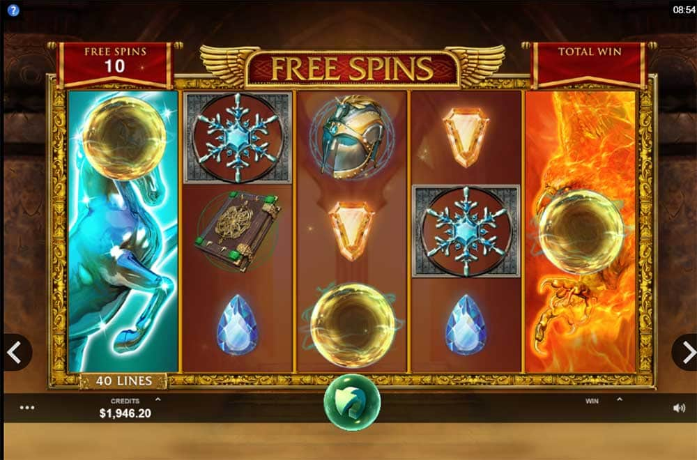 Forbidden Throne Slot - Free Spins