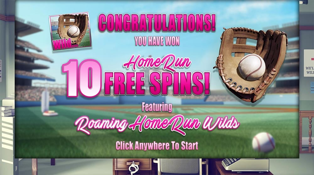 Naked Gun Slot - Home Run Free Spins