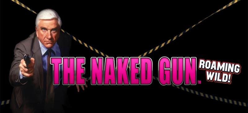 Naked Gun Slot Logo