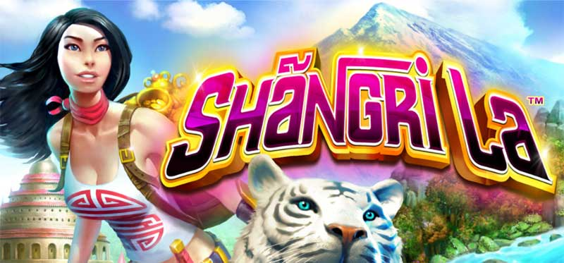 Shangri La Slot Logo