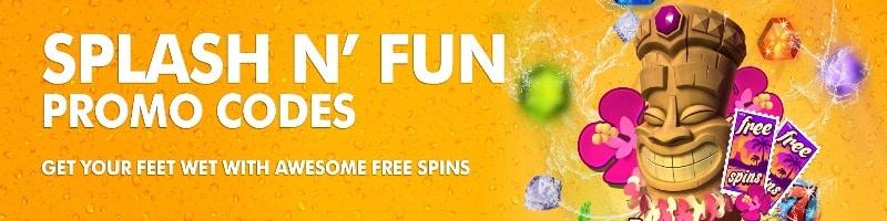 Slotty Vegas Free Spins - May 2017