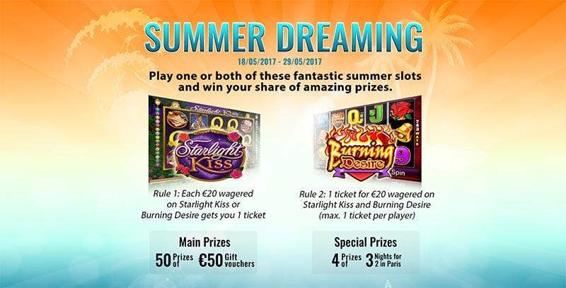 Summer Dreaming Slots Magic Casino