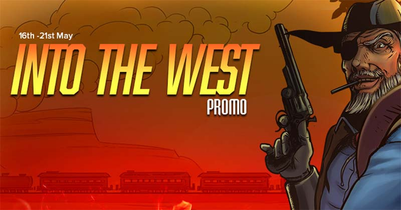Wildslots Casino - Into the West Promotions