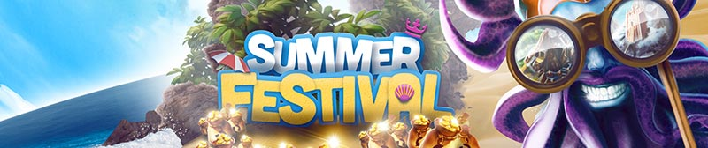 Casino Heroes Summer Festival