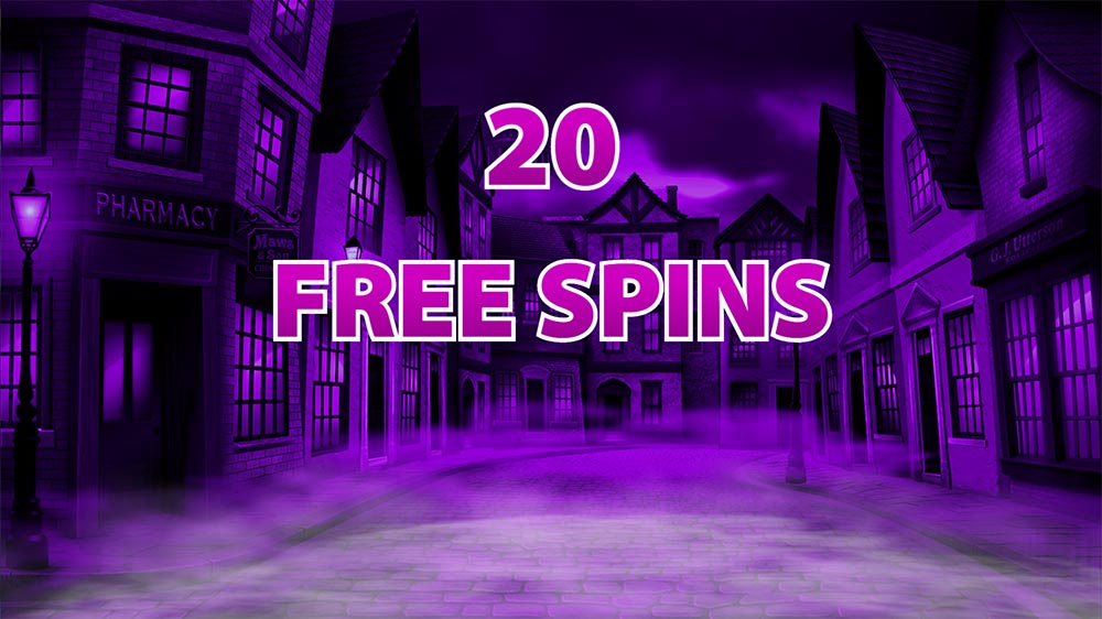 Dr. Jekyll Goes Wild Slot - Free Spins Trigger