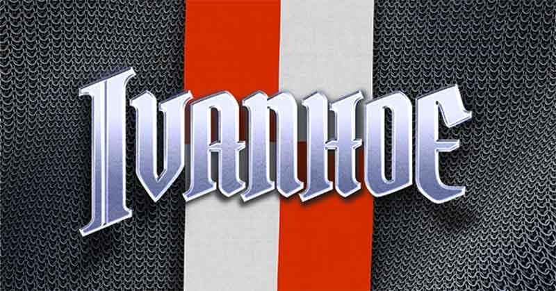 Ivanhoe Slot Logo