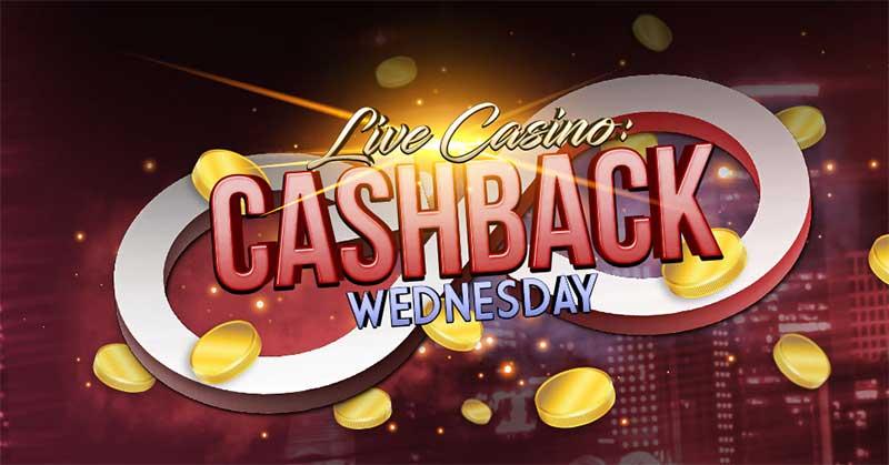 Cashback at Energy Casino