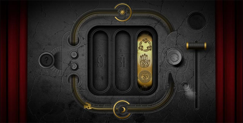 Ouroboros Slot Reels