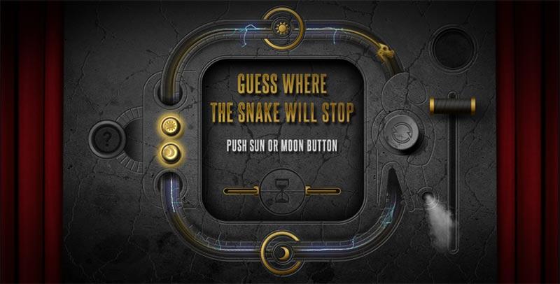 Ouroboros Slot Gamble Option