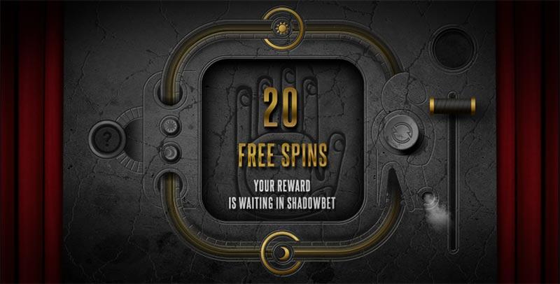 Ouroboros Slot 20 Free Spins Reward