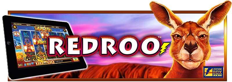 Redroo Slot - Logo