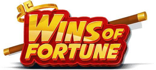 Wins of Fortune Slot - Logo