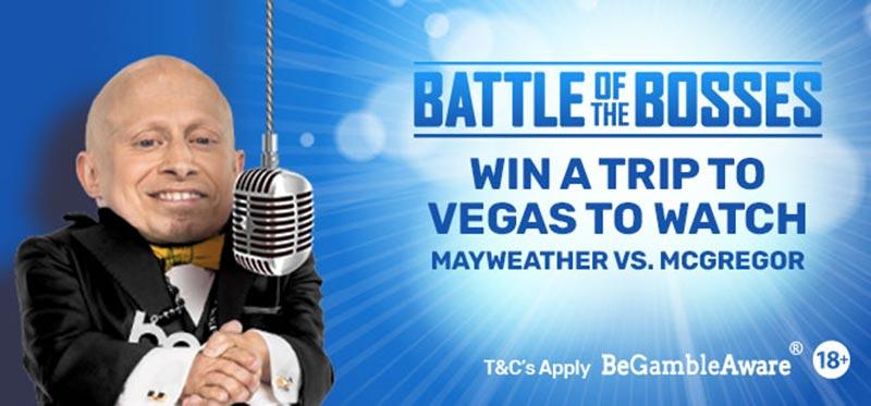 Battle of the Bosses BGO Casino