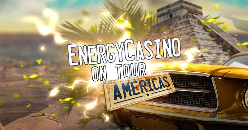 Energy Casino on Tour - Slot Tournaments