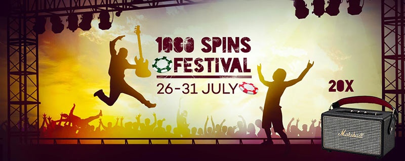 Festival of Free Spins - Shadow Bet Casino
