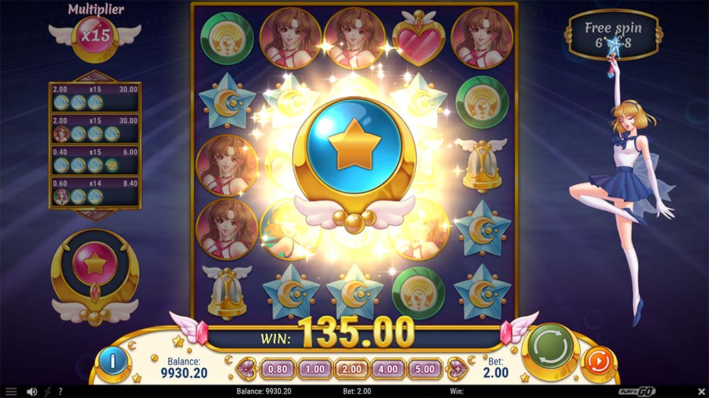 Moon Princess Slot - Free Spins