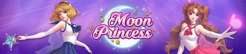 Moon Princess Slot Logo