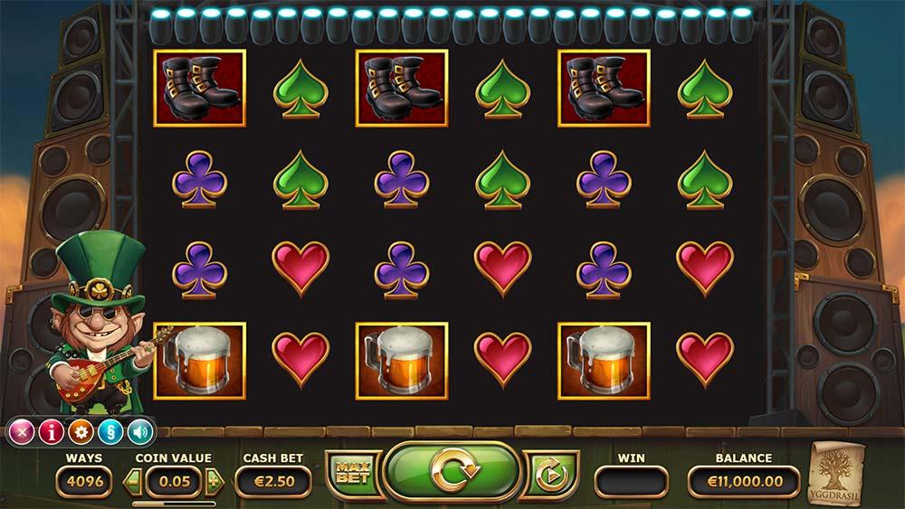 Rainbow Ryan Slot - Base Game