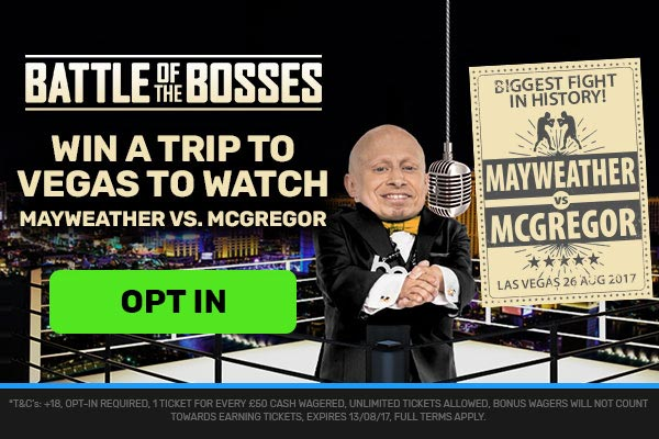 Win Tickets for Mayweather vs McGregor